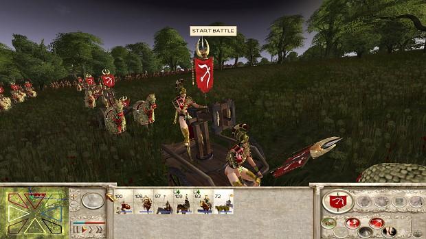 Mature Players, Amazons:Total War - Refulgent 8.3B