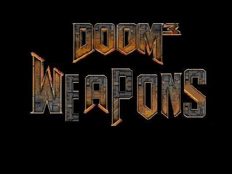 Doom 3 Weapons  WAD file - Mod DB