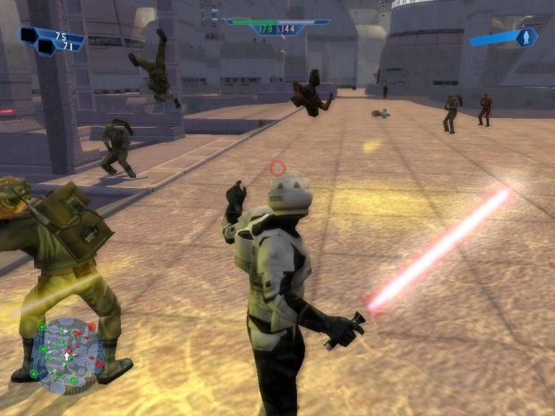 Star Wars Battlefront Weapons Reloaded beta 1.5