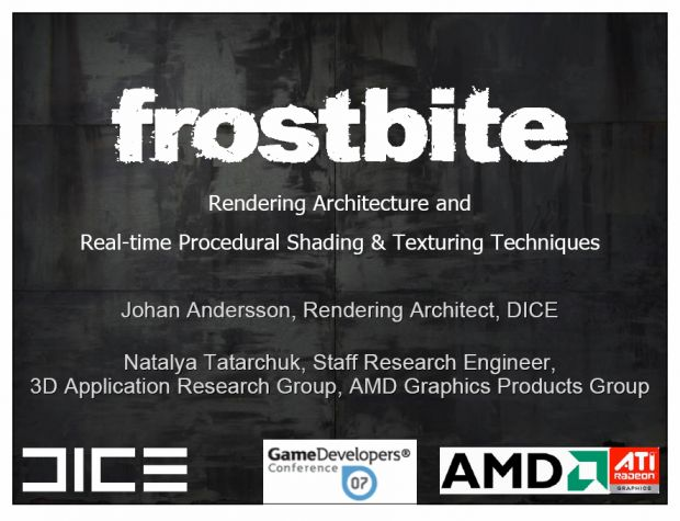 GDC 2008 Presentation