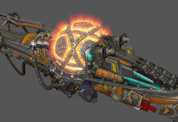 Thor Lightning Gun V1.1