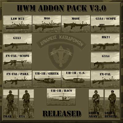 HWM Addon Pack 3.0