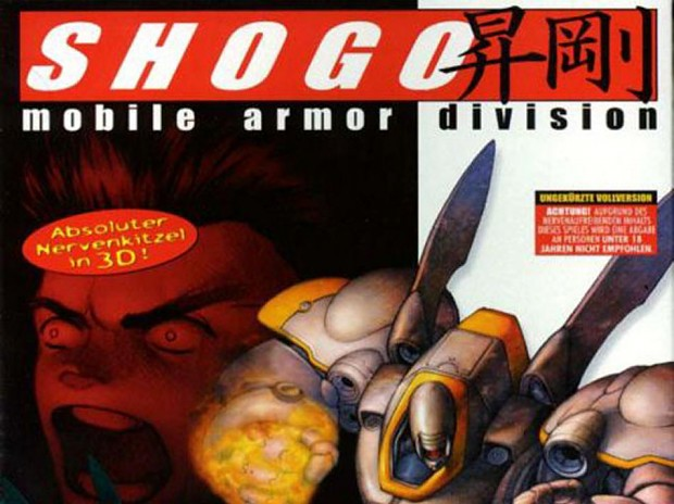 Shogo Mobile Armor Division Source Code