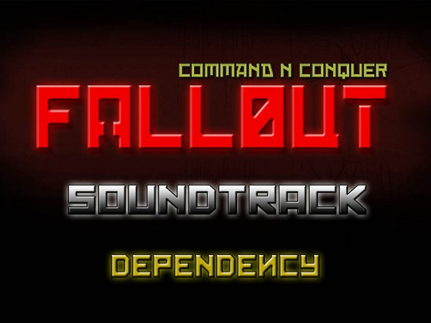 Dependency - CNC Fallout Soundtrack