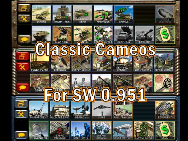 Classic Cameos for SW 0.951