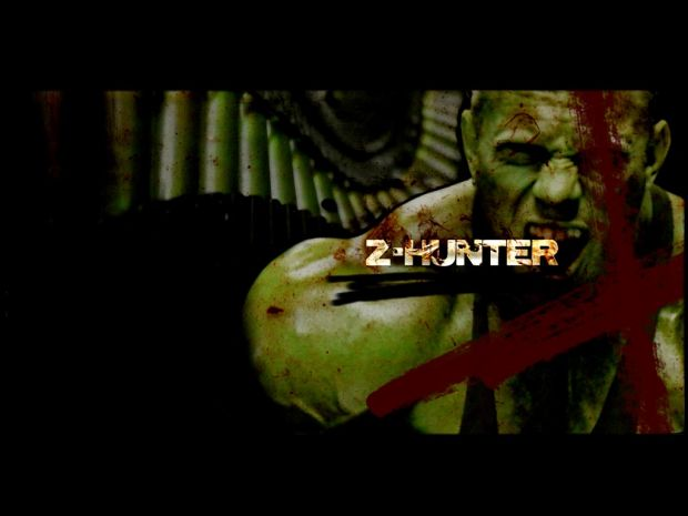 Z-Hunter Doom3 mod V1