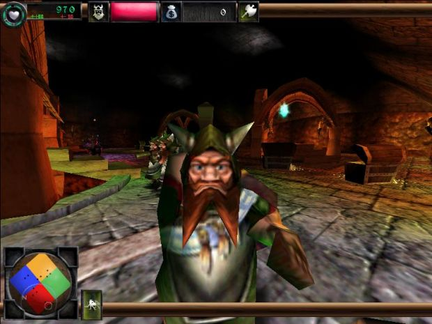Dungeon Keeper 2 Dwarf Battle