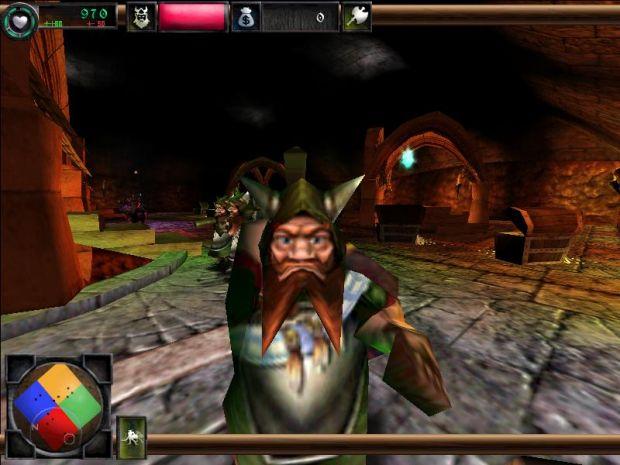 Dungeon Keeper 2 Dwarf Battle