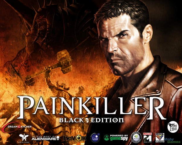 Pain Editor: The Painkiller editor
