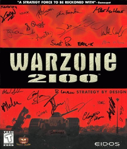 Warzone 2100 1.10 - Retail sourcecode