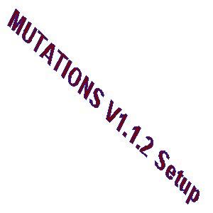 Mutations V1.1.2 Setup File