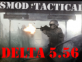 SMOD: Tactical Delta 5.56 Full Install