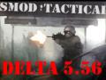 SMOD: Tactical Delta 5.56 Full Install