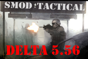 SMOD: Tactical Delta 5.56 Texture Fix