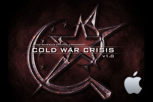 Cold War Crisis 1.0 Final (Mac Version)