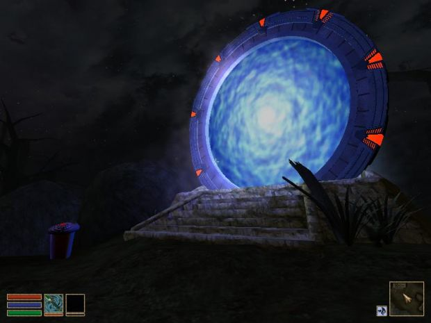 Operation Stargate: Morrowind Demo