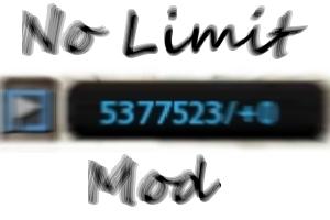 No Limit Mod: SoulStorm 1.1.1