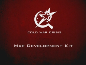 Map Development Kit 1.1 Update