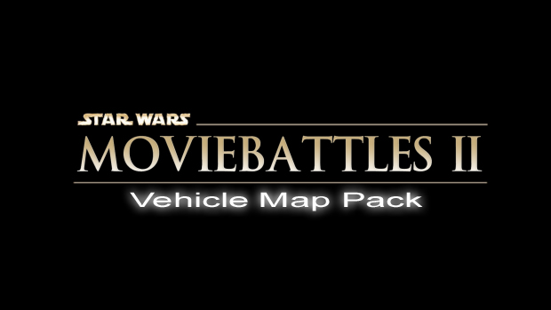 Movie Battles II - Vehicle Map Pack