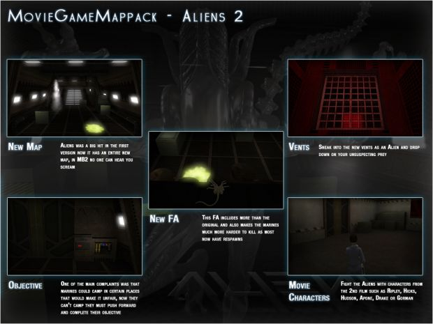 MBII Movie Game Mappack V2