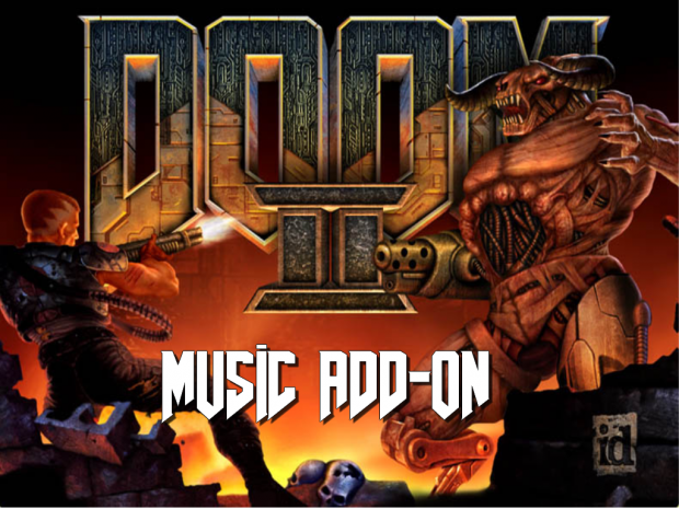Doom II Music Replacement
