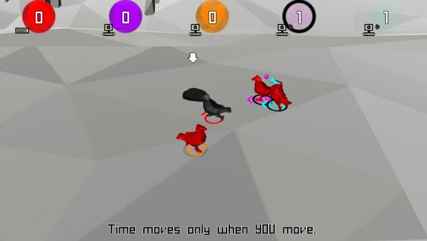 Pigeon Fight  - Superhot Edition