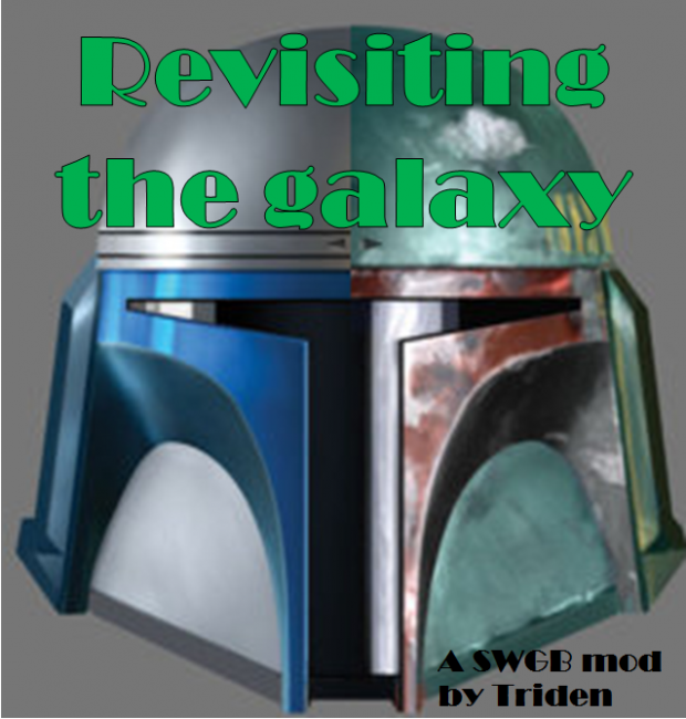 Revisiting the Galaxy - Version 1.43