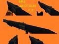Black Mesa (BMS) Shotgun