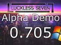 Luckless Seven Alpha 0.705 for Windows