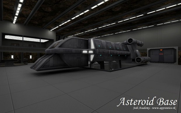 Asteroid Base - Release THREE, Update ONE