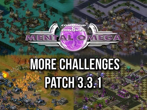 Mental Omega 3.3.1 Patch (Manual Update)