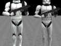 CGI Style Clone Troopers