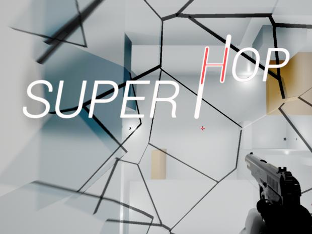 SUPERHOP-32bit Demo1.2.1