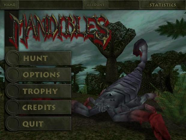 Mandibles Beta 1