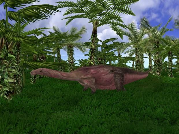 Plateosaurus Addon