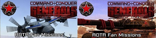 ROTR 1.86 USA & Russain Campaign pack Reloaded