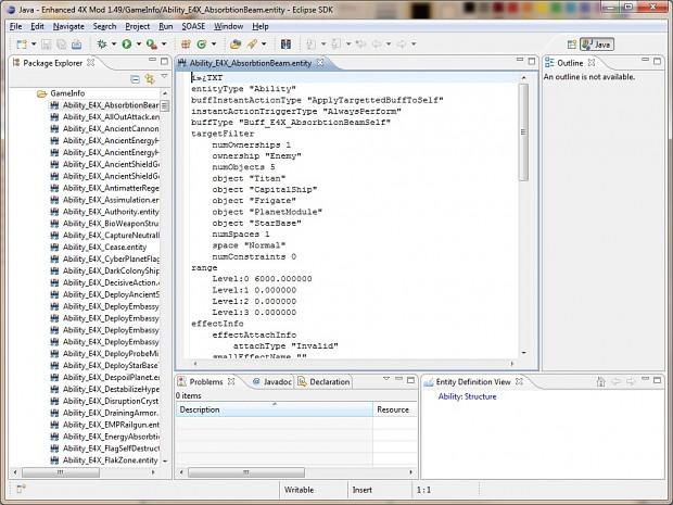 SoaSE: Eclipse SDK (Includes Plugin)