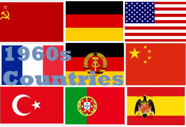 1960s Countries Part 1