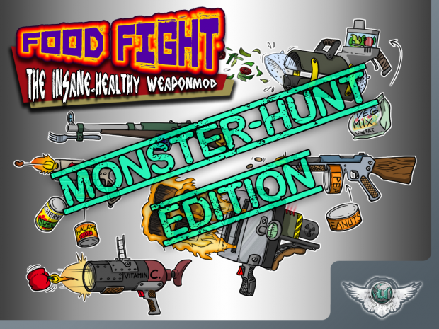 =FOOD FIGHT= Monster Hunt Edition