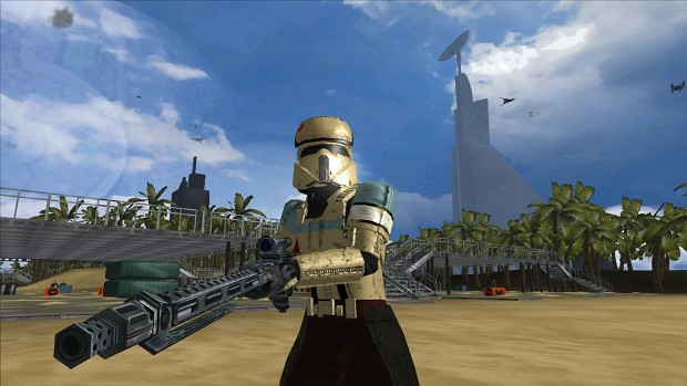 Scarif: Map Pack (Beta Release 1.0, 2 Maps!)