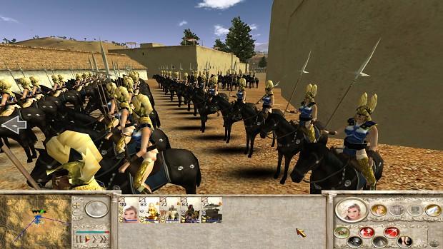 Mature Players, Amazons:Total War - Refulgent 8.3C