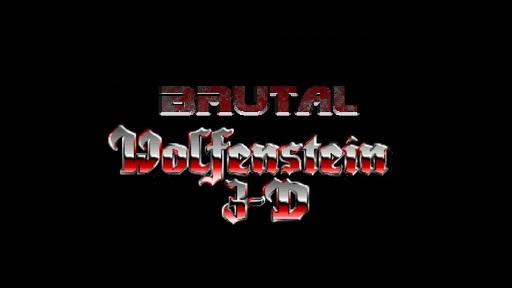 Brutal Wolfenstein 3D High Resolution Pack