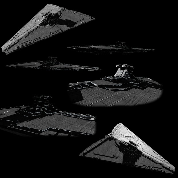 Secutor Star Destroyer free release, V2