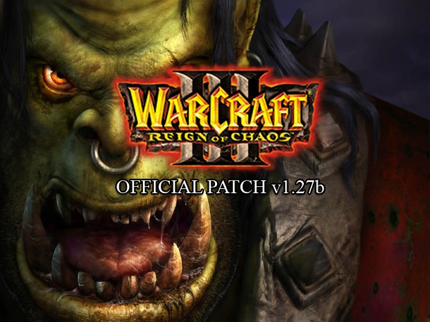 WarCraft III RoC v1.27b Patch (Win Chinese Simpl.)