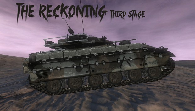 The Reckoning Third Stage 1 88