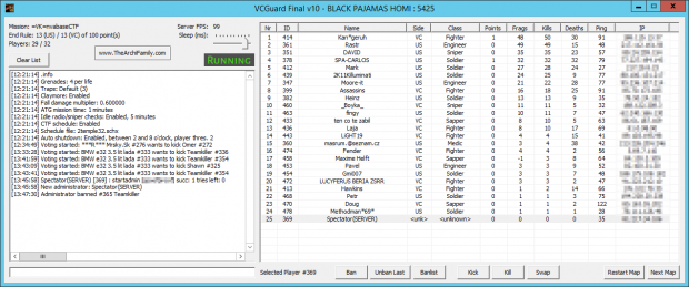 VCGuard 11.60