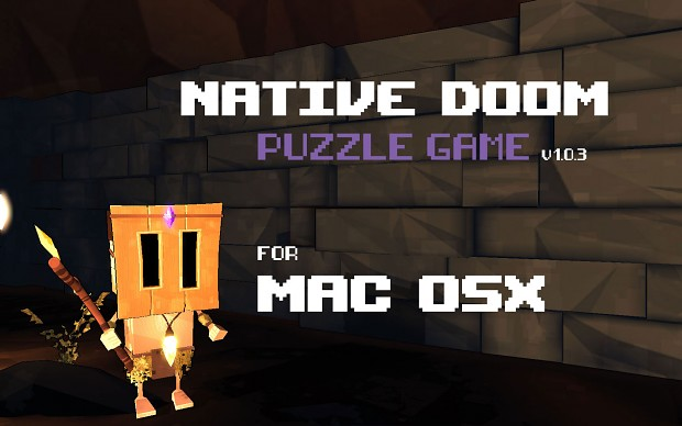 Native Doom 1.0.3 - MAC OSX
