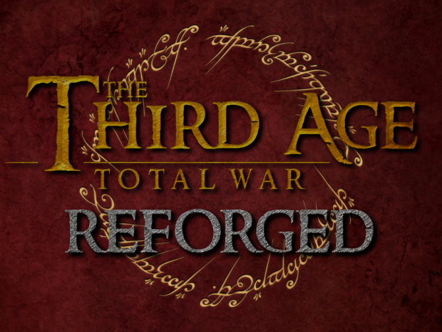 Third Age Reforged 0.86 (Patch) (VOID)