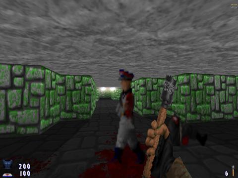 Brutal Wolfenstein 3D v4.1