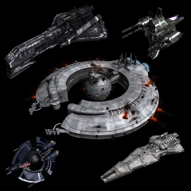 Consortium Ship Pack Freerelease